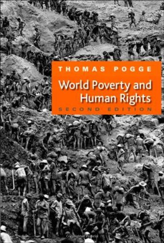 World Poverty and Human Rights  2nd 2008 (Revised) edition cover