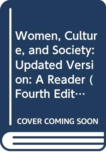 WOMEN,CULTURE+SOCIETY,UPD.-TEX 4th 2004 9780757518447 Front Cover