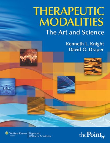 Therapeutic Modalities The Art and Science  2008 edition cover