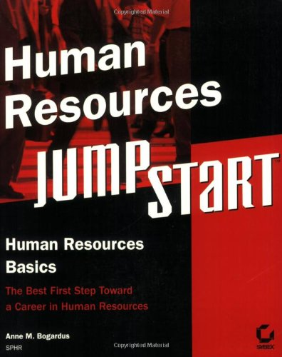 Human Resources JumpStart   2004 edition cover