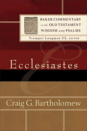 Ecclesiastes  N/A edition cover
