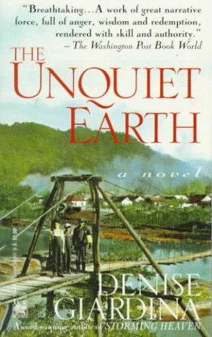 Unquiet Earth  N/A edition cover