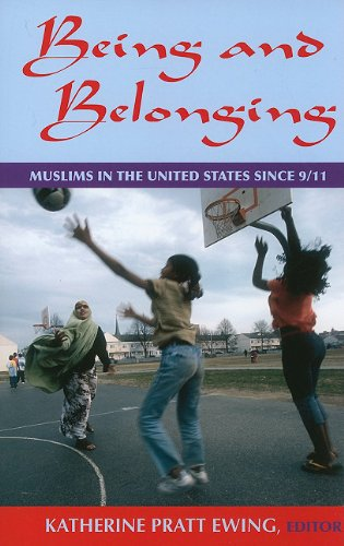 Being and Belonging   2011 edition cover