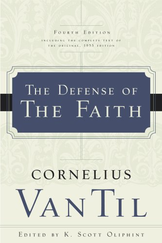 Defense of the Faith 4th 2008 edition cover