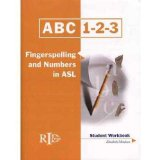 ABC 1-2-3:FINGERSPELLING+NUMBE N/A edition cover