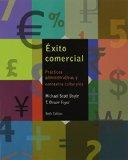 �xito Comercial  6th 2015 edition cover