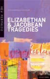 Elizabethan and Jacobean Tragedies   1984 edition cover