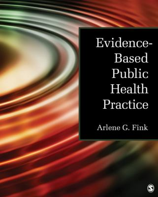 Evidence-Based Public Health Practice   2013 edition cover