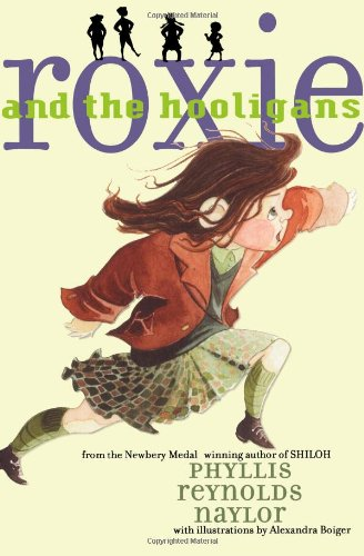 Roxie and the Hooligans   2007 edition cover