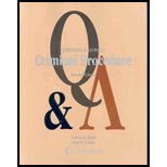 Questions and Answers Criminal Procedure I and II (Police Practices and Prosecution) 2nd 2009 edition cover