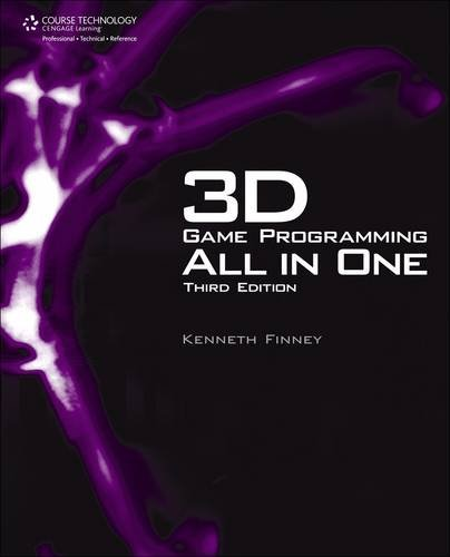 3D Game Programming  3rd 2013 edition cover