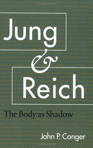 Jung and Reich The Body as Shadow 2nd 2005 9781556435447 Front Cover