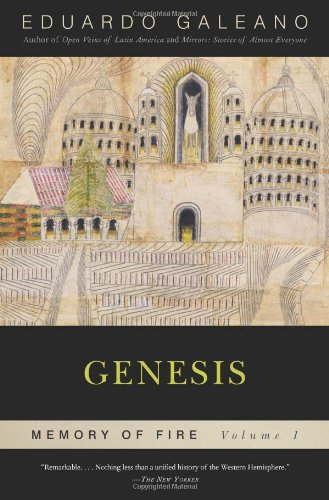 Genesis Memory of Fire N/A edition cover