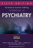 American Psychiatric Publishing Textbook of Psychiatry  6th 2014 (Revised) edition cover