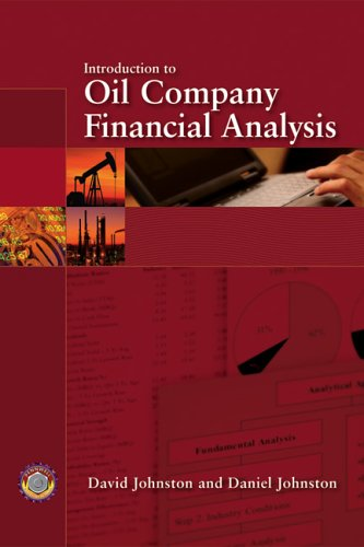 Introduction to Oil Company Financial Analysis   2006 edition cover