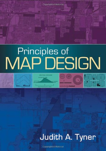 Principles of Map Design   2010 9781606235447 Front Cover
