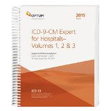 ICD-9-CM Expert for Hospitals 2015:   2014 edition cover