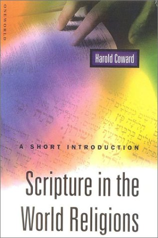 Scripture in the World Religions A Short Introduction  2000 edition cover