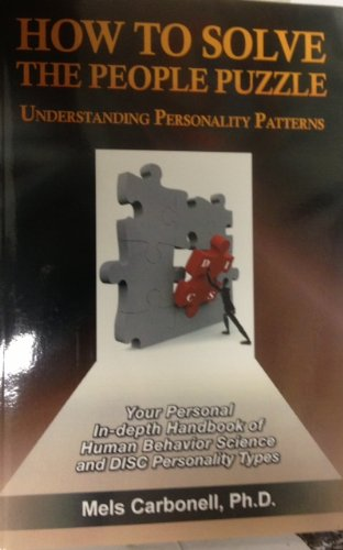 How to Solve the People Puzzle, Understanding Personality Patterns  N/A edition cover
