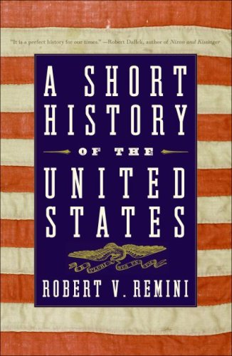 Short History of the United States   2008 edition cover
