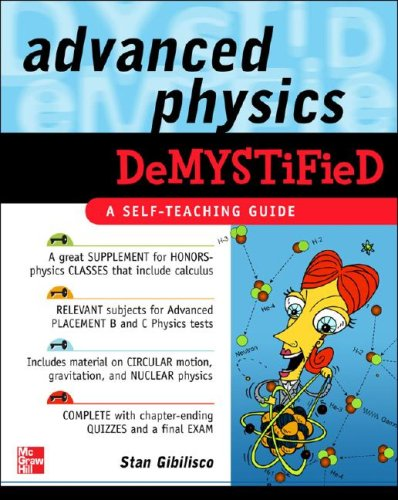 Advanced Physics Demystified   2007 9780071479448 Front Cover