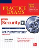 CompTIA Security+ Certification Practice Exams, Second Edition (Exam SY0-401)  2nd 2014 edition cover