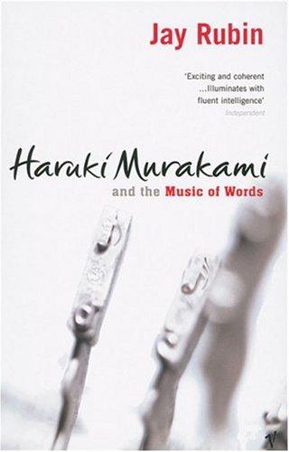 Haruki Murakami and the Music of Words   2005 edition cover