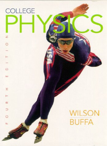 College Physics  4th 2000 edition cover