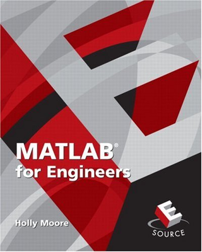MATLAB for Engineers   2007 edition cover