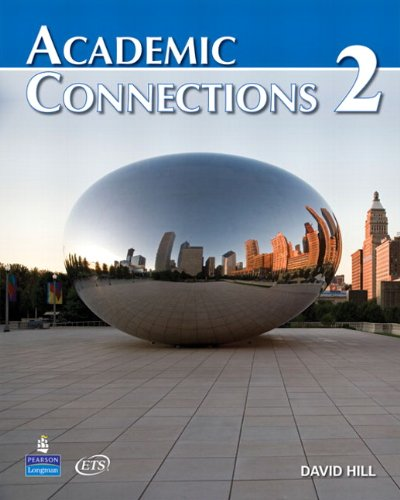 Academic Connections   2008 edition cover