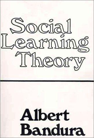 Social Learning Theory  1st 1977 edition cover