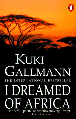 I Dreamed of Africa  Movie Tie-In  9780140287448 Front Cover