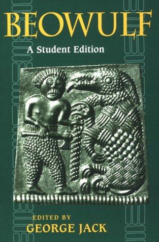 Beowulf   1994 (Student Manual, Study Guide, etc.) edition cover