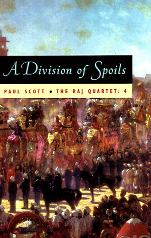 Division of the Spoils  N/A edition cover