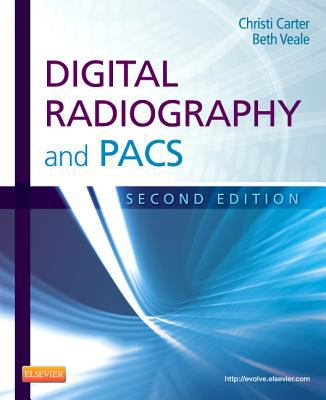 Digital Radiography and PACS  2nd 2013 edition cover