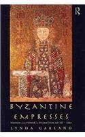 Byzantine Empresses   2002 edition cover
