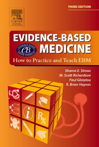 Evidence Based Medicine  3rd 2005 (Revised) edition cover