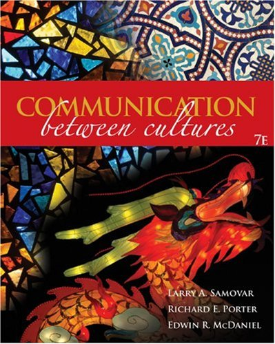 Communication Between Cultures  7th 2010 edition cover
