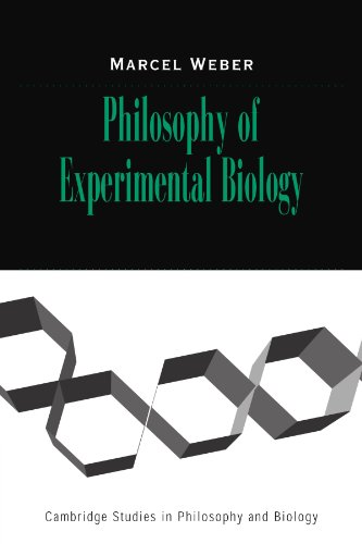 Philosophy of Experimental Biology   2010 9780521143448 Front Cover