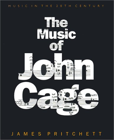 Music of John Cage   1996 edition cover