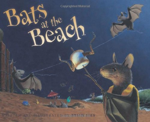 Bats at the Beach   2006 edition cover