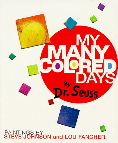 My Many Colored Days   1996 edition cover