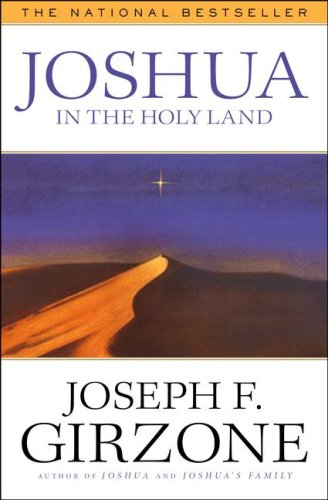 Joshua in the Holy Land   1995 9780684813448 Front Cover