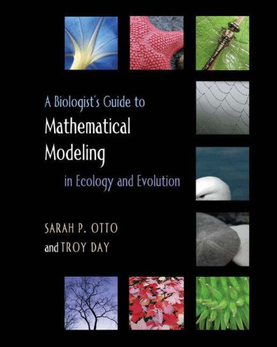Biologist's Guide to Mathematical Modeling in Ecology and Evolution   2007 edition cover