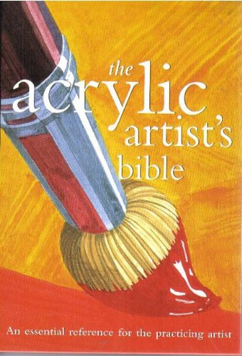 Acrylic Artist's Bible  N/A edition cover