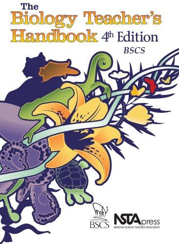 Biology Teacher's Handbook 4th 2009 edition cover