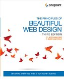 Principles of Beautiful Web Design  3rd 2014 edition cover