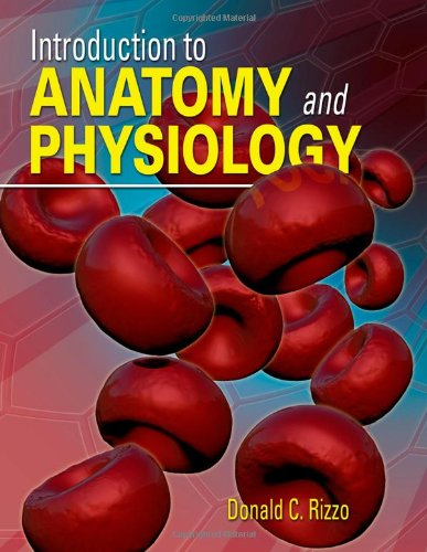 Introduction to Anatomy and Physiology   2012 edition cover