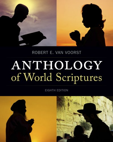 Anthology of World Scriptures  8th 2014 edition cover