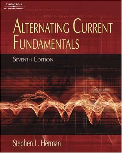 Alternating Current Fundamentals  7th 2007 (Revised) 9781401899448 Front Cover
